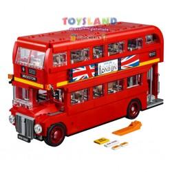 LONDON BUS-CREATOR (10258)