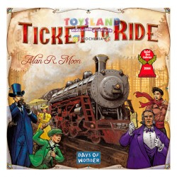 TICKET TO RIDE (8510)