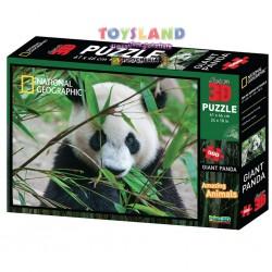 PUZZLE 500PZ 3D PANDA GIGANTE (10071)
