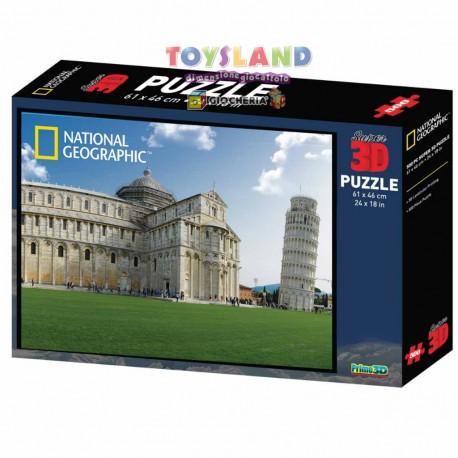 PUZZLE 500PZ 3D PISA (10134)