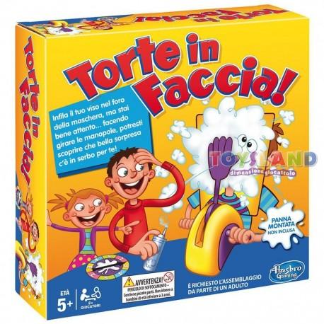 TORTE IN FACCIA
