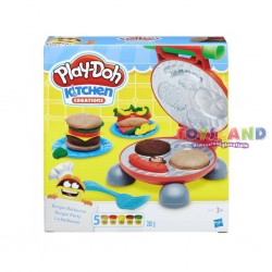 PLAY-DOH BURGER SET