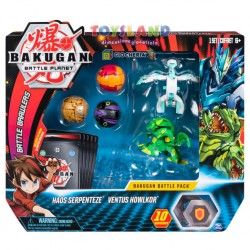 BAKUGAN BATTLE PACK ASSORT. (6045132)