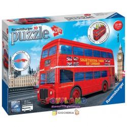 PUZZLE LONDON BUS 3D (12534)
