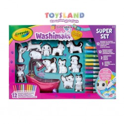WASHIMALS SUPER SET ATTIVITA' CUCCIOLI (7321)