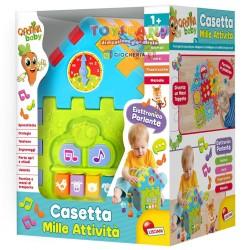 CAROTINA BABY CASETTA MILLE ATTIVITA' (76581)