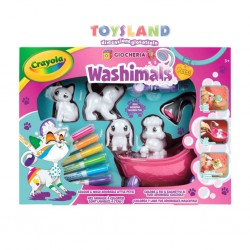 WASHIMALS SET ATTIVITA' CUCCIOLI (7249)
