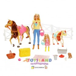 BARBIE E CHELSEA RANCH (FXH15)