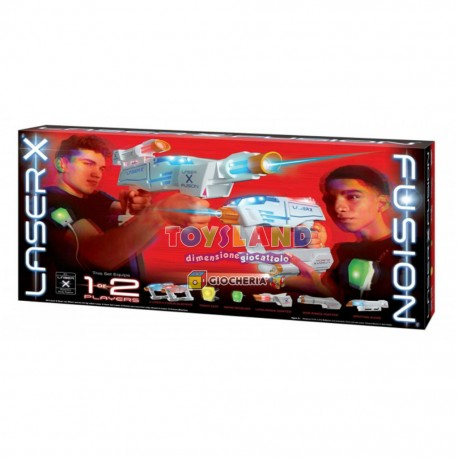 LASER X FUSION DELUXE SET (LAE06000)