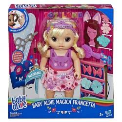 BABY ALIVE MAGICA FRANGETTA (E5241)