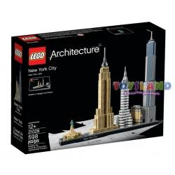 LEGO ARCHITECTURE NEW YORK CITY (21028)