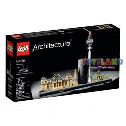 LEGO ARCHITECTURE BERLINO (21027)
