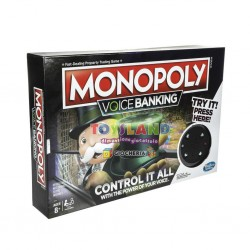 MONOPOLY VOICE BANKING (E4816)