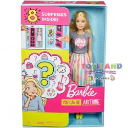 BARBIE CARRIERE SUPER BIONDA (GFX84)