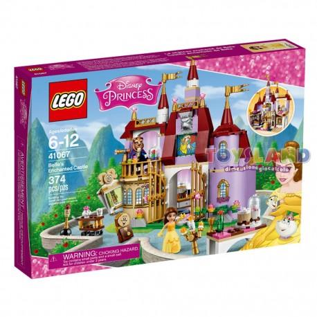 LEGO DISNEY IL CASTELLO INCANTATO DI BELLE (41067)