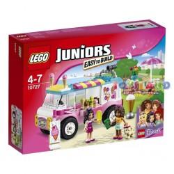 LEGO FRIENDS JUNIORS IL FURGONE DEI GELATI DI EMMA (10727)