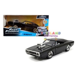 MODELLINO FAST & FURIOUS 1970 DODGE CHARGER 1:24 (253203012)