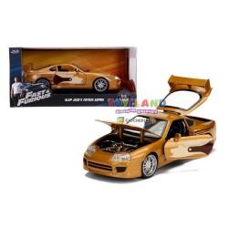 MODELLINO AUTO TOYOTA SUPRA 1995 F&F 1:24 (253203015)