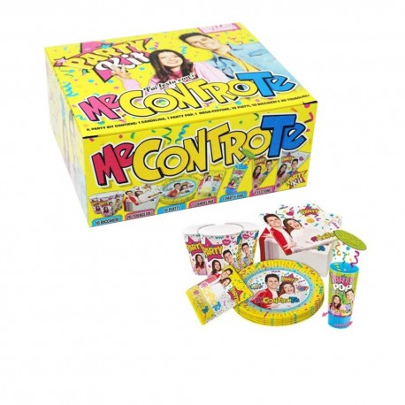 ME CONTRO TE BOX PARTY KIT (OFF57231-SINGPZ)
