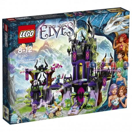 LEGO ELVES IL CASTELLO DELLE OMBRE DI RAGANA (41180)