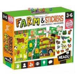 FARM STICKERS (MU24926)