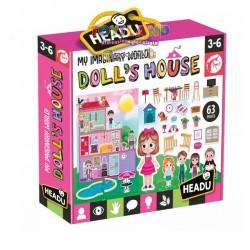 THE DOLL'S HOUSE NEW (MU24841)
