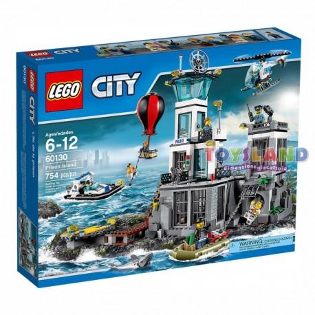 La Dell'isola60130Toysland Lego Della Polizia City Caserma CxWrodBe