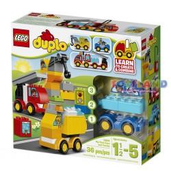LEGO DUPLO I MIEI PRIMI VEICOLI (10816)