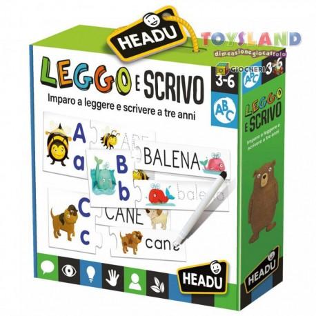 LEGGO E SCRIVO! (IT20591)