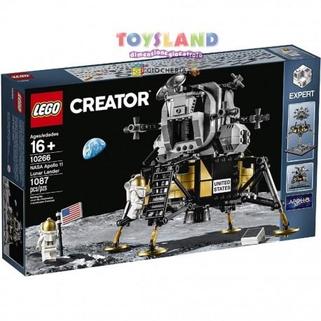 NASA APOLLO 11 LUNAR LANDER-CREATOR EX (10266)