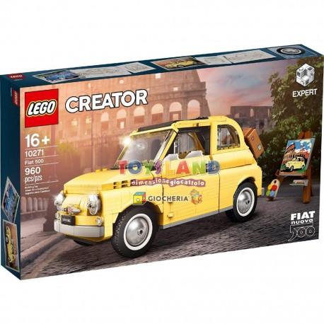 FIAT 500-CREATOR EX (10271)