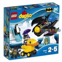 LEGO DUPLO AVVENTURA SUL BAT AEREO (10823)