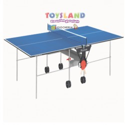 TAVOLO PING PONG TRAINING INDOOR BLU (C-113I)