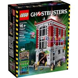 LEGO CASERMA DEI VIGILI DEL FUOCO GHOSTBUSTERS (75827)