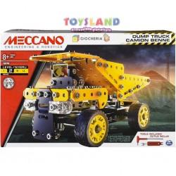 MECCANO VEICOLO DUMP TRUCK (6042093)