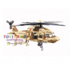 ARMY ELICOTTERO UH-60L BLACKHAWK (M38-B0509)