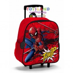 THWIP ZAINO TROLLEY SPIDERMAN (M00347MC)