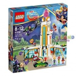 LEGO SUPER HERO GIRLS IL LICEO DEI SUPER EROI (41232)