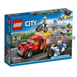 LEGO CITY AUTOGRU IN PANNE (60137)