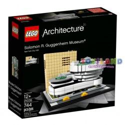 LEGO ARCHITECTURE MUSEO SOLOMON R GUGGENHEIM (21035)
