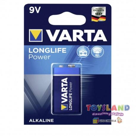 PILA 9 VOLT ALCALINA (VAR4922)