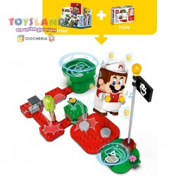 MARIO FUOCO POWER-UP PACK-SUPER MARIO (71370)