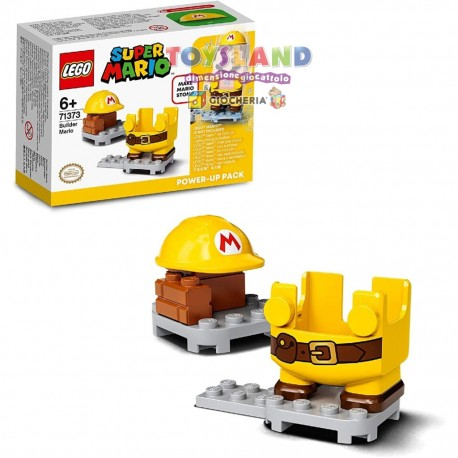 MARIO COSTRUTTORE POWER-UP PACK-SUPER MARIO (71373)