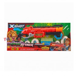 X-SHOT DINO ATTACK CLAW HUNTER (4861)