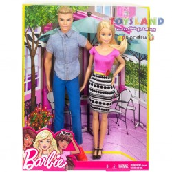 BARBIE E KEN (DLH76)