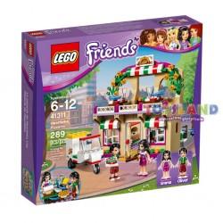 LEGO FRIENDS LA PIZZERIA DI HEARTLAKE (41311)