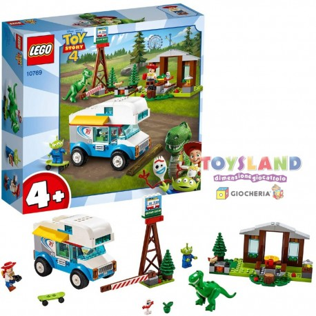 VACANZA IN CAMPER-TOY STORY (10769)