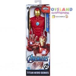 AVENGERS TITAN HERO IRON MAN 30CM (E7873ES0)