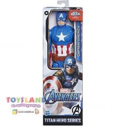 AVENGERS TITAN HERO CAPTAIN AMERICA 30CM (E7877ES0)
