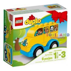 LEGO DUPLO IL MIO PRIMO AUTOBUS (10851)